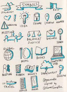 Quieres que las personas no entiendan lo que piensas usa estos símbolos.