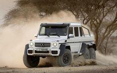 Mercedes-Benz G63 AMG 6X6 - Galerie de photos - Le Guide de l'Auto