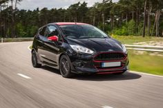 ford-fiesta-fiesta-red-edition-and-black-edition - Car Ford Fiesta St, Black Edition, Car Ford, Fuel Economy, Used Cars, Dream Cars, Classic Cars, Automobile, Hatchbacks