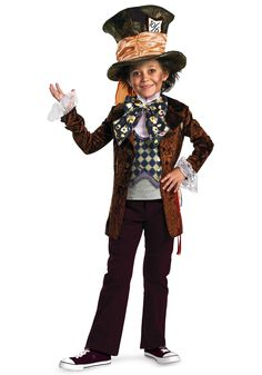 Image detail for -Home Halloween Costume Ideas Alice in Wonderland Mad Hatter Costumes ...lots of ideas