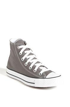 Converse Chuck Taylor® High Top Sneaker (Women) Grey High Top Converse fc6335527