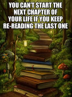 The next chapter of your life�