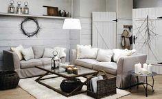 Deco Salon Gris Et Beige - rug Interior Styling, Interior Design, Custom Made Furniture, Beautiful Living Rooms, Scandinavian Home, Home Decor, Recherche Google, Design Ideas, Design Inspiration