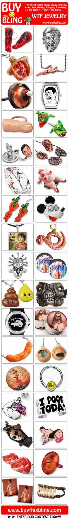 WTF Jewelry on the Web!!! HA!