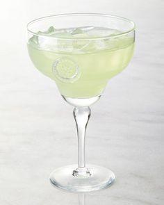 Berry & Thread Margarita Glass by Juliska at Neiman Marcus.
