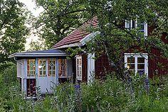 Ødegård i Sverige - Lej en idyllisk svensk ødegård til ferien
