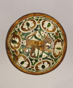 Anatolian Turkish Seljuk Ceramics - 12th - 13th centuries