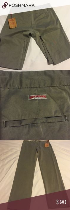 True religion tailored pants Causal True Religion pants. Never worn 33x34 True Religion Pants Chinos & Khakis