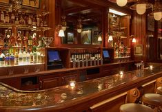 The Polo Bar | A trip back to the era that inspired the Polo aesthetic to begin with.
