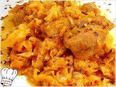 Cooking Recipes, Healthy Recipes, Healthy Food, Greek Recipes, Shrimp, Curry, Pork, Pasta, Sweets