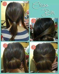awesome 100 tutoriaux de coiffures faciles à faire soit même