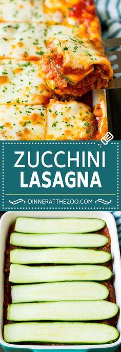 zucchini lasagna * zucchini lasagna - zucchini lasagna recipe - zucchini lasagna keto - zucchini lasagna roll ups - zucchini lasagna vegetarian - zucchini lasagna healthy - zucchini lasagna boats - zucchini lasagna vegan Low Carb Recipes, Beef Recipes, Vegetarian Recipes, Cooking Recipes, Healthy Recipes, Fast Recipes, Potato Recipes, Real Food Recipes, Recipies