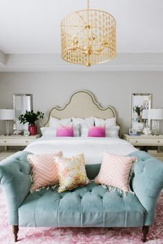 How to freshen up your Master Bedroom