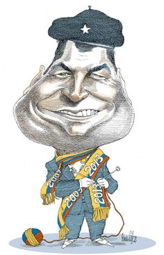 Rafael Correa - Pancho Cajas