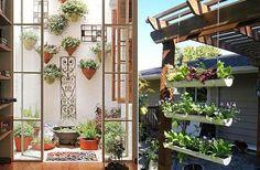 Jardins para casas pequenas: dicas. Ainda que o lugar não seja tão grande, é possível cultivar jardins para casas pequenas, com a ajuda de algumas estratégias.