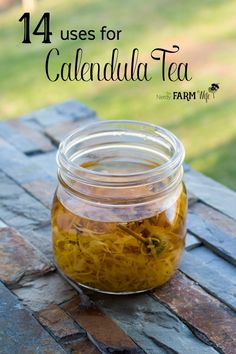 14 Uses for Calendula Tea