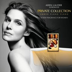 Aerin Lauder in Estee Lauder Private Collection ad Aerin Lauder, Estee Lauder, Perfume Ad, Perfume Reviews, Great Smiles, New Fragrances, Beauty, Collection, Ad Campaigns