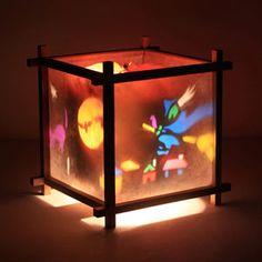 Lisa Frank Posh Spinning Lamp | 4hanna | Pinterest