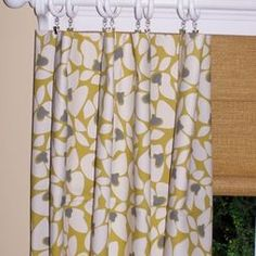 Could I do this as kitchen valance just switch up typical bunched up valence look?