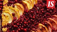 Syyskuussa kannattaa syödä paljon omenoita ja puolukoita.
