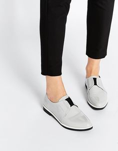 ASOS | ASOS MAZE Flat Shoes at ASOS