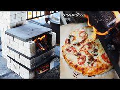 (SUB)🔥#4.흰색벽돌스토브오븐2in1 전원생활 벽돌오븐으로 피자굽고 스토브로 파스타만들어 먹었어요!! Brick stove & Brick Oven - YouTube
