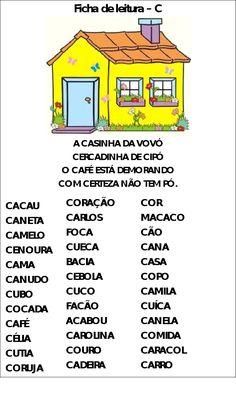 CANTINHO DA KATE: Fichas de leitura Phonics Sounds, Too Cool For School, English Words, Classroom, Activities, Writing, Reading, Libra, Gifs