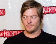 Commend Actor, Norman Reedus, for Working Against Animal Testing: not only a bad ass zombie slayer, he also loves animals- SWOON!