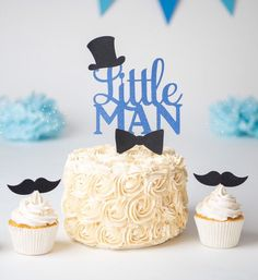 Excited to share this item from my #etsy shop: Little Man Cake Topper, Moustace Cake Topper, Boys Birthday Cake Topper, Little Man Baby Shower, Moustache and Top Hat Cake Topper, Boy #papergoods #baptism #moustachetopper #tophattopper #moustachetophat #moustachecaketoppe #boysbirthdaytopper #boyspartydecor #littlemantopper Baby Cake Topper, Birthday Cake Toppers, Horse Party Decorations, Little Man Cakes, Motorbike Cake, Hat Cake, Wedding Gift Tags, Personalized Cake Toppers, Cakes For Men