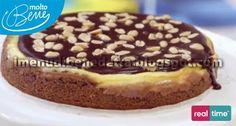Cheesecake al cioccolato e arachidi di Benedetta Parodi