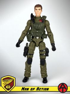 G.I. Joe - Cobra Customs :: Man of Action