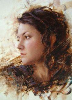 Faith Karakas - Turkey - Love the painterly strokes against the refined
