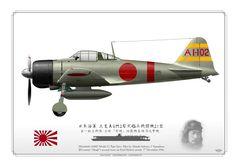 """A6M2-21 """"Zero"""""""