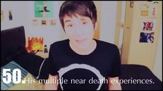 60 Reasons To Love Dan Howell (danisnotonfire)