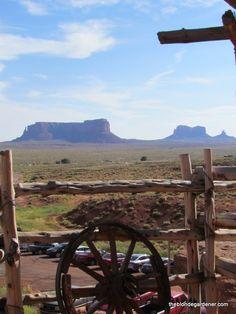 Monument Valley http://theblondegardener.com/2016/01/31/frontier-fun/