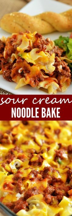 I've found another easy and delicious dinner recipe for my family and this Sour Cream Noodle Bake is it! This recipe comes from the amazing Pioneer Womanaka.my idol. Love her! This noodle bake is simple to throw together and totally yummy. My whole family loved it. The only thing I changed was added a little...Read More »