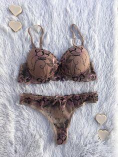 Women's Lingerie Sets, Jolie Lingerie, Lingerie Outfits, Best Lingerie, Bra And Panty Sets, Women Lingerie, Gorgeous Lingerie, Cute Bras, Beautiful Wife