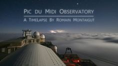 This astronomical observatory is located on the top of a montain (altitude 2,877 m) in French Pyrenees. I'm an amateur astronomer and I was pleased to carry out an observational program on the 60 cm telescope for three weeks from 2009 to 2013. This telescope is facility operated by Association T60, an amateur association : http://www.astrosurf.com/t60/ The video has been shot with an old Canon 350D DSLR and various lenses (Sigma 10-20mm f/4 ; Canon 10-22mm f/4 ; Samyang 8mm f/3,5) All…