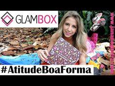 Glambox Setembro #AtitudeBoaForma