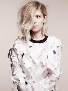 House of Cards Kate Mara Stars in Glamour UK by Alisha Goldstein