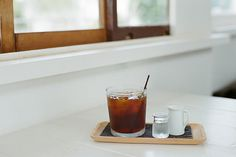 ice coffee | Flickr