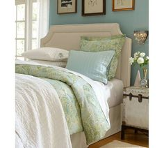 Need this duvet for spring.  Love!!  Sienna Paisley Bedding. $149