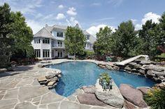 101 Bilder von Pool im Garten - bilder pool garden schwimmbecken ideen traditionell