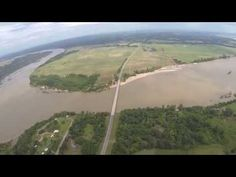 Eufaula Lake Flooding 2015 - YouTube