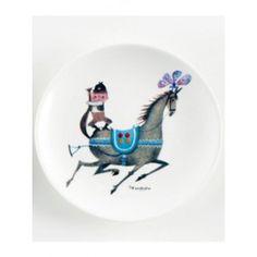 Mimi's Circus bord Paard