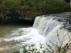 Took this photo at the water falls located in Ludlow Falls, Ohio 2013