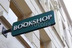 book shop sign - Cerca con Google