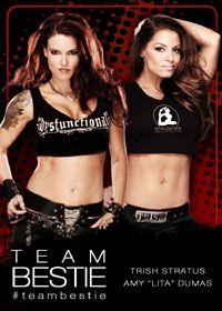 Rare cards hit the Team Bestie Tour Wrestling Superstars, Wrestling Divas, Women's Wrestling, John Cena Pictures, Wwe Lita, Wwe Trish, Wwe Raw And Smackdown, Wwe Couples, Trish Stratus