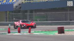 The Zenvo TSR-S Active Rear Wing Is Mesmerizing To Watch