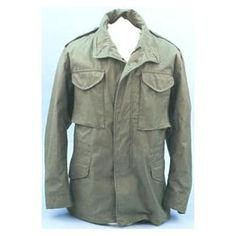 M65 Field Jacket (O.D. Green) | Army Navy Sales
